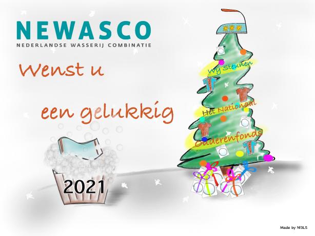Kerstkaart Newasco 2020