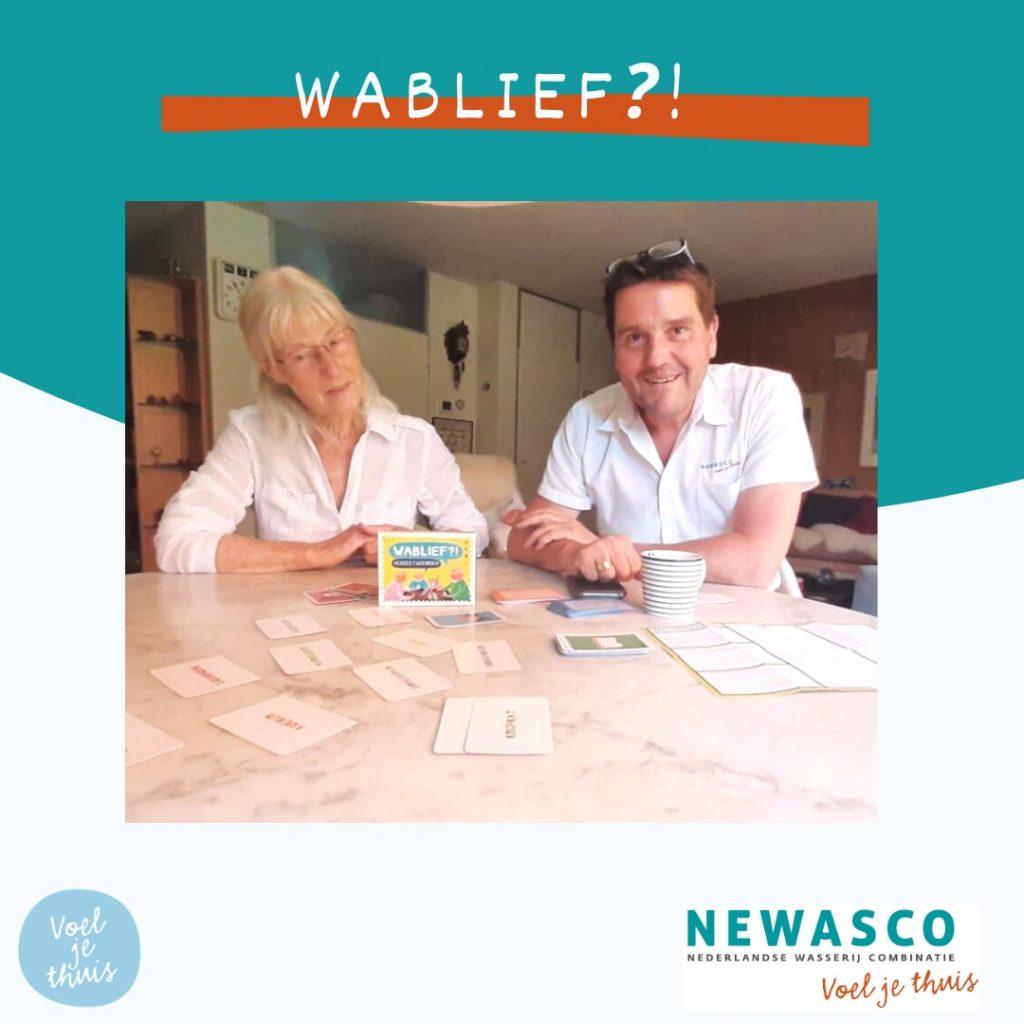 Newasco schenkt Wablief